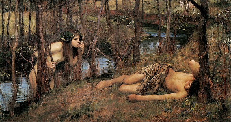 Hylas and Naiad