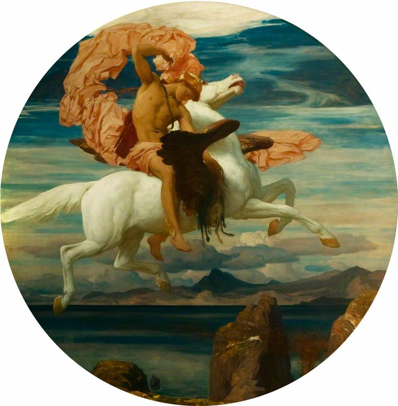 Pegasus and Perseus