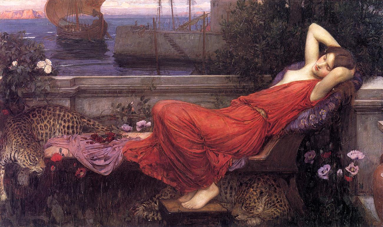 Ariadne Waterhouse