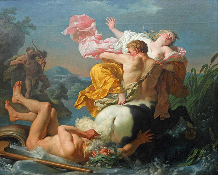 The Death Of Heracles In Greek Mythology Greek Legends And Myths