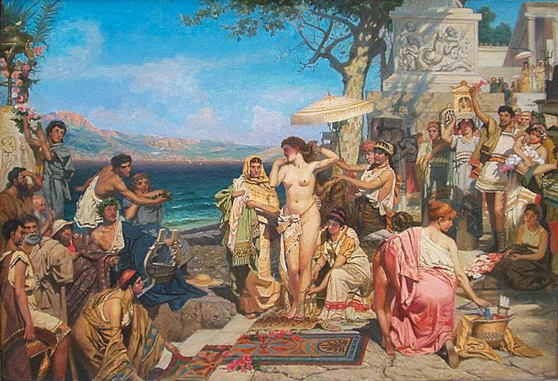Eleusis In Greek Mythology Greek Legends And Myths