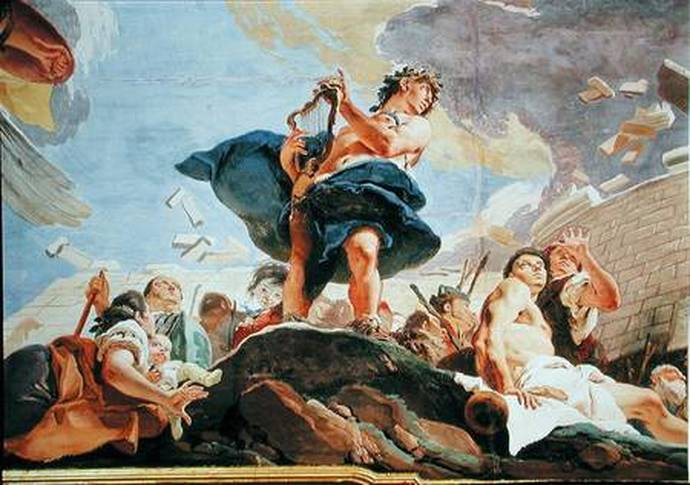 Amphion Greek Mythology